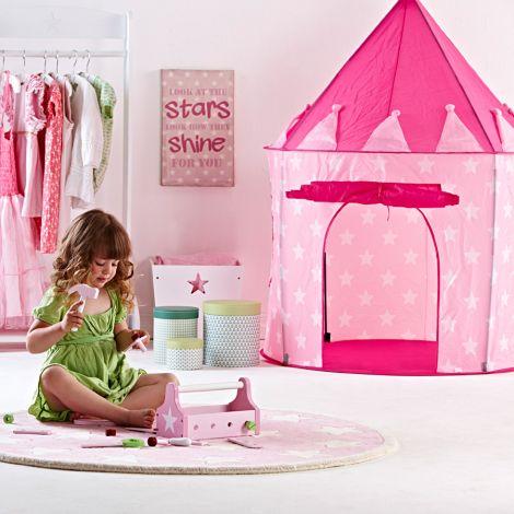 Kids Concept Spielzelt Star Rosa/Pink