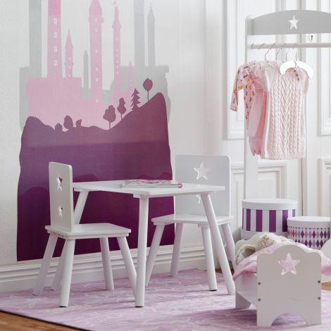 Kids Concept Kleidergarderobe Weiß