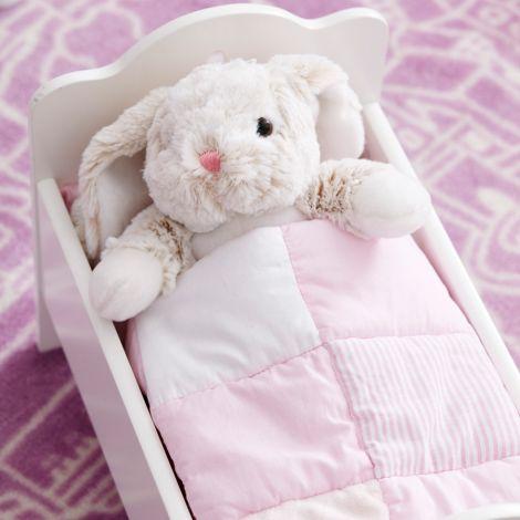 Kids Concept Puppenbett Groß Weiss