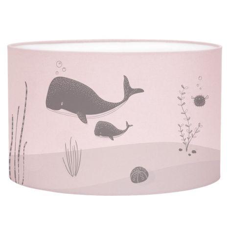 Little Dutch Hängelampe Rund Silhouette Ocean Pink