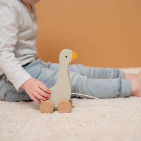 Little Dutch Nachziehtier Little Goose