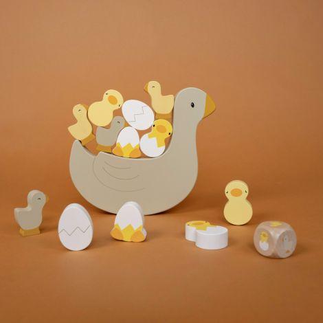 Little Dutch Gleichgewichtsspiel Little Goose