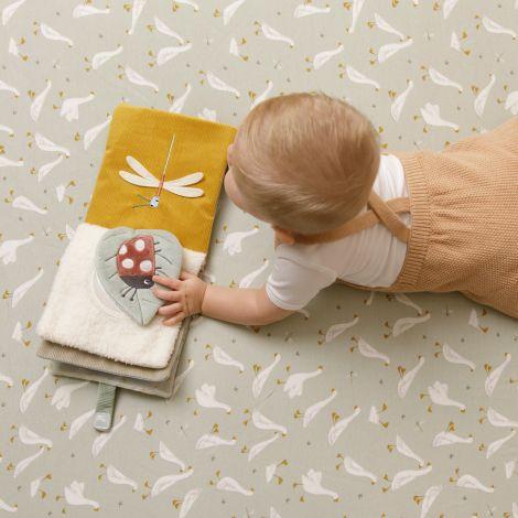 Little Dutch Stoffbuch mit Aktivitäten Gans