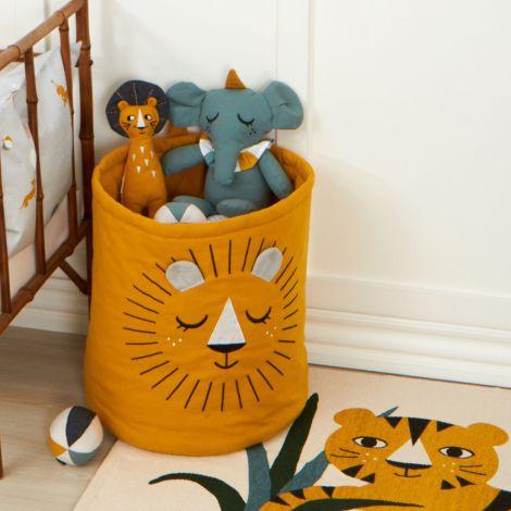 Roommate Korb Lion Bio-Baumwolle