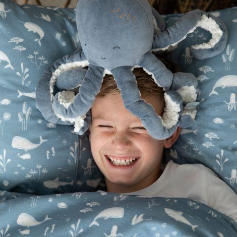 Little Dutch Bettbezug Ocean Blue 100 x 140