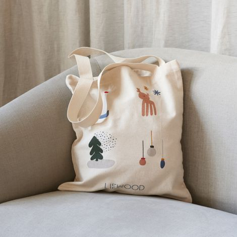 LIEWOOD Tasche Small Holiday/Sandy Mix