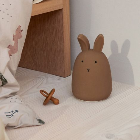 LIEWOOD Nachtlicht Winston Rabbit Oat