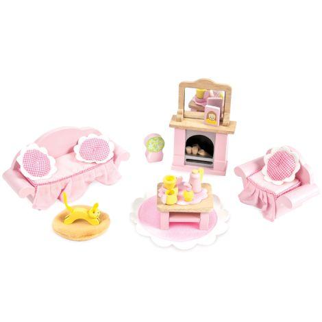 Le Toy Van Puppenhaus Daisylane Wohnzimmer
