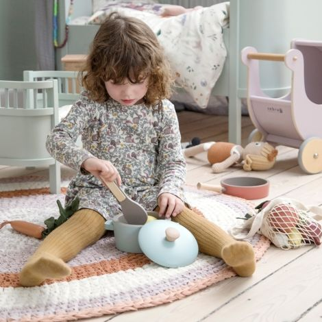 Sebra Häkel-Puppe Camille