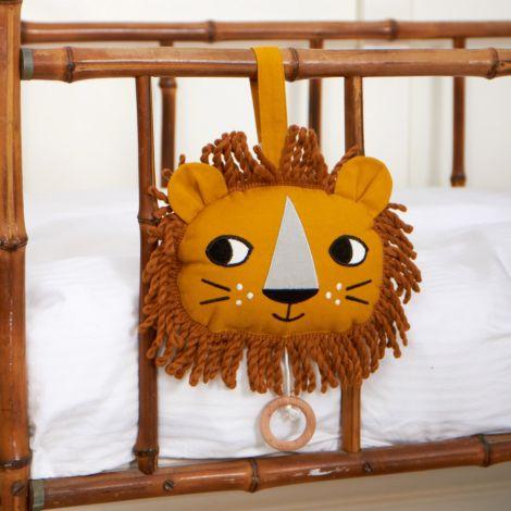 Roommate Spieluhr Lion Bio-Baumwolle