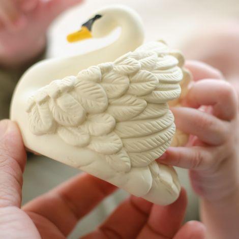 Natruba Badespielzeug Swan