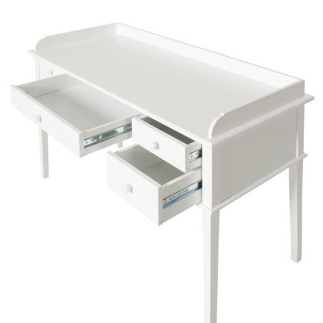 Oliver Furniture Junior Schreibtisch Seaside Weiß H62cm- Sofort Lieferbar!