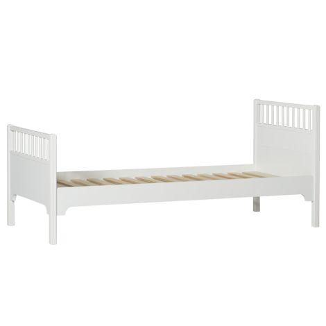Oliver Furniture Einzelbett Weiß - Sofort Lieferbar!