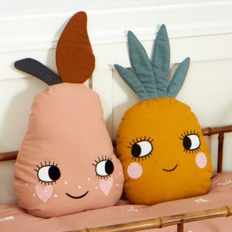 Roommate Kissen Pear Bio-Baumwolle