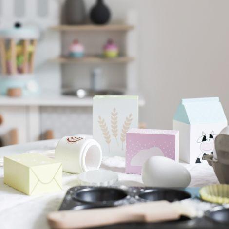 JaBaDaBaDo Back-Set für Spielküche
