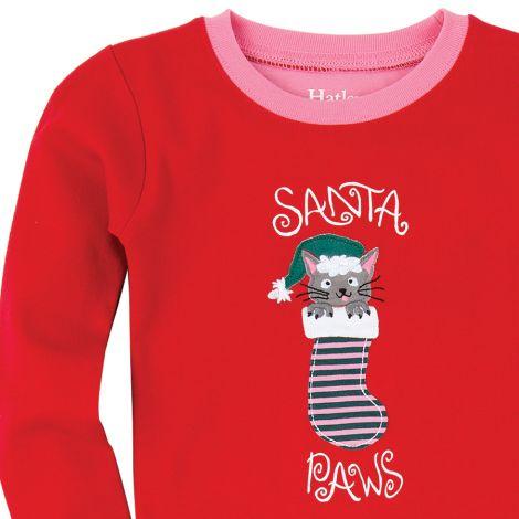 Hatley Pyjama-Set Santa Paws