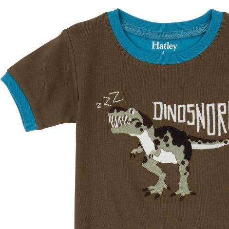 Hatley Schlafanzug-Set kurz Wild Dinos