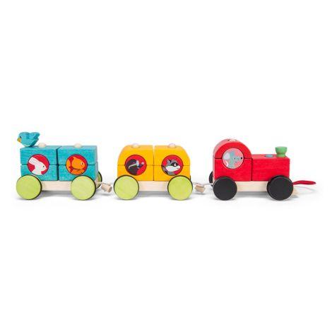 Le Toy Van Steckzug 'Waldland Express'
