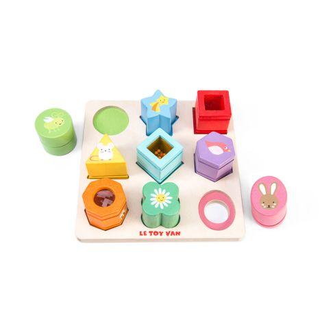 Le Toy Van Petilou Sensorischen Formen