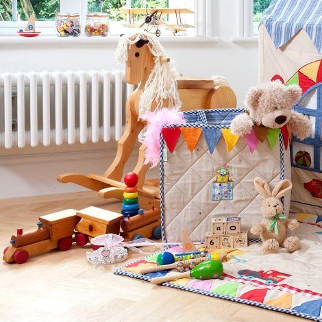 Win Green Spielzeugtasche Toy Shop