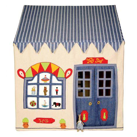 Win Green Spielhaus Toy Shop Klein