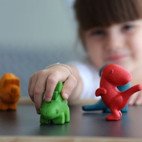 PlanToys Dino-Set 4-teilig