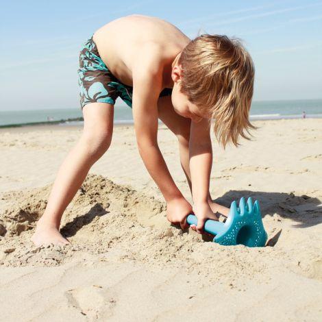 Quut Triplet Multi-Spielzeug Meeresblau