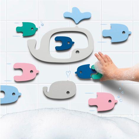 Quut Quutopia Bad Puzzle Walfisch