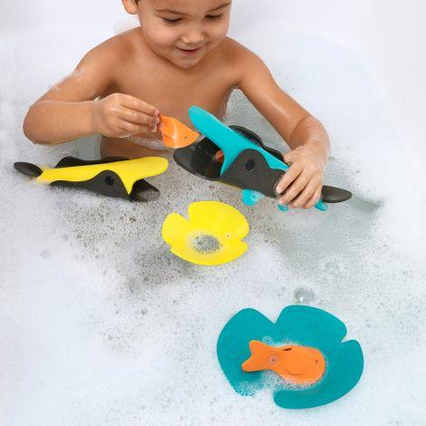 Quut Quutopia Bastelset Badespielzeug Krokodile