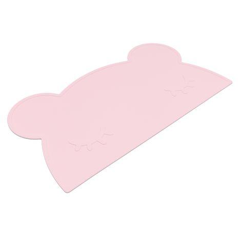 We Might Be Tiny Platzset Bär Pink