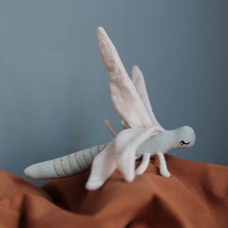 Fabelab Rassel Dragonfly Bio-Baumwolle
