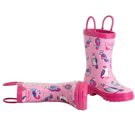 Hatley Kinder Gummistiefel Happy Owls