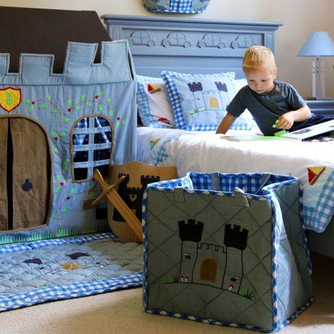 Win Green Spielzeugtasche Knight's Castle