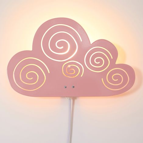 Roommate Lampe Cloud Grey