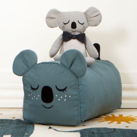 Roommate Pouf Koala Bio-Baumwolle