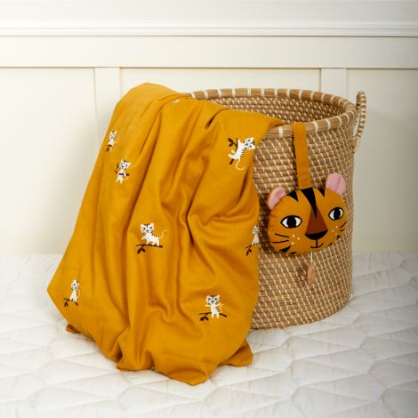 Roommate Spieluhr Tiger Bio-Baumwolle