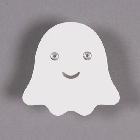 Roommate Haken White Ghost •