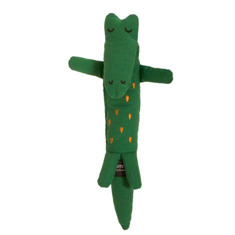 Roommate Kuscheltier Alligator Bio-Baumwolle