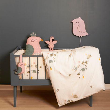 Roommate Spieluhr Bird Bio-Baumwolle