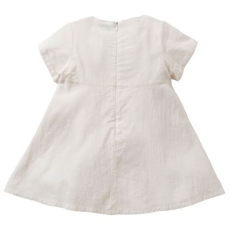 Room Seven Kleid Dama Weiß