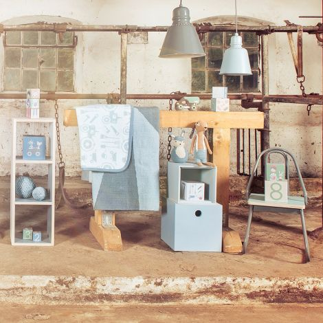 Sebra Kofferset Farm Boy 3er-Set •