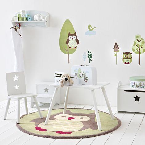 Kids Concept Holz-Spielzeugbox Pumpkin •