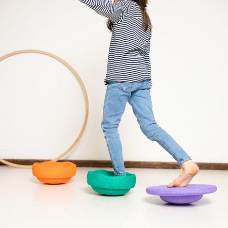 Stapelstein Colors Balance Board Set Secondary 3-teilig