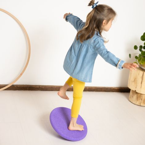 Stapelstein Colors Balance Board Violet