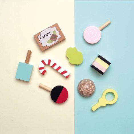 JaBaDaBaDo Etagere mit Süßigkeiten