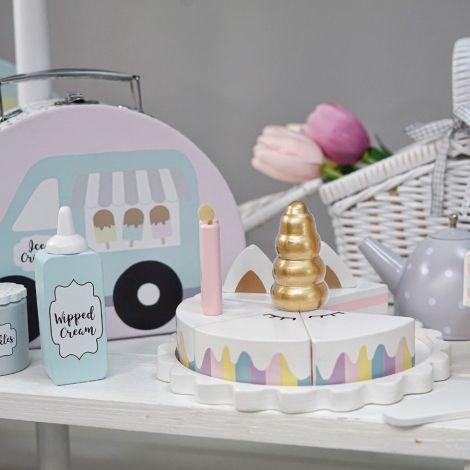 JaBaDaBaDo Kuchen Einhorn