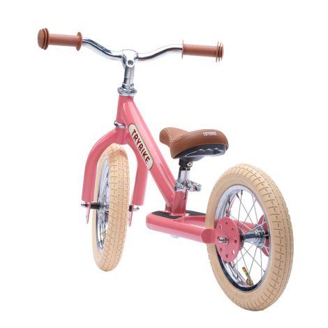 Trybike Laufrad Steel Vintage Pink