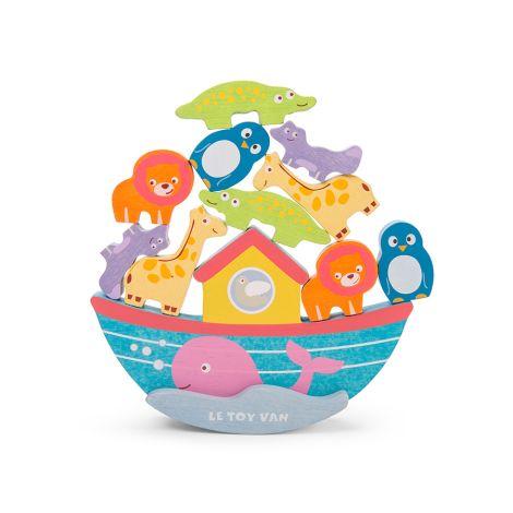 Le Toy Van Noahs Gleichgewichtsspiel
