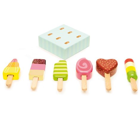 Le Toy Van Eis am Stiel Ice Lollies