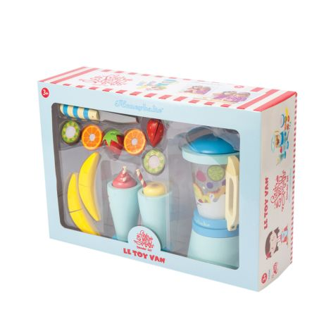Le Toy Van Mixer Set Fruit & Smooth